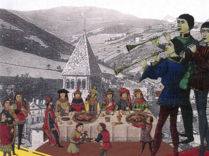 Affiche du festival les Sires due Beaujeu