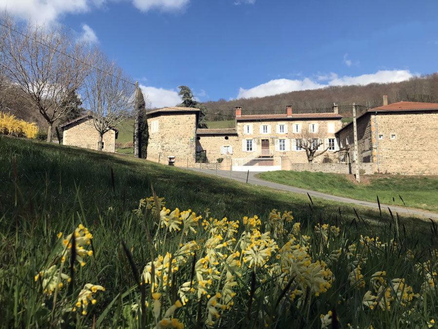 Domaine de Romarand à Quincié-en-Beaujolais